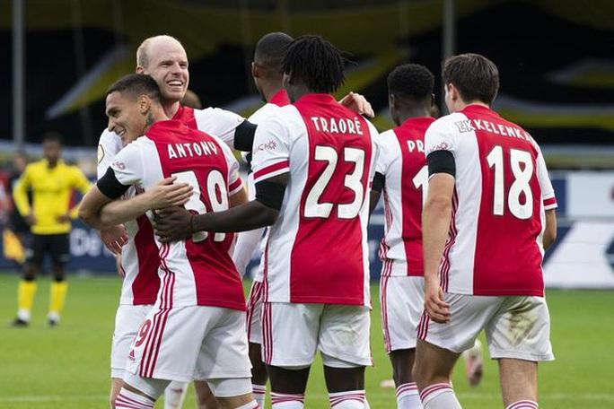 Đại thắng 13-0, Ajax Amsterdam gây chấn động sân cỏ Hà Lan - Ảnh 5.