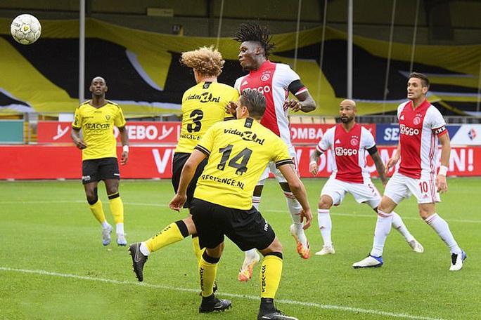 Đại thắng 13-0, Ajax Amsterdam gây chấn động sân cỏ Hà Lan - Ảnh 3.
