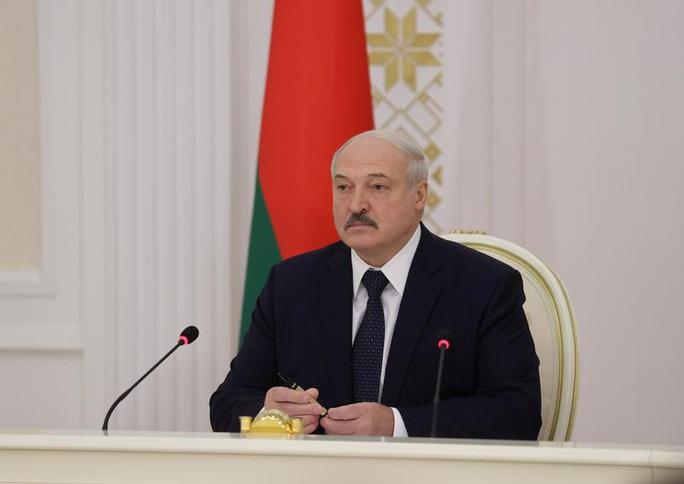 """Belarus bắt tay Nga ứng phó """"các mối de dọa từ bên ngoài"""" - Ảnh 1."""