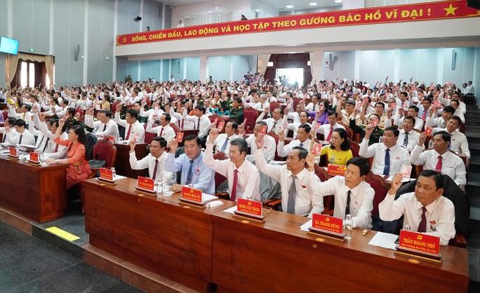 Đại hội Đảng bộ tỉnh Cà Mau lần thứ XVI họp xong phiên trù bị - Ảnh 3.