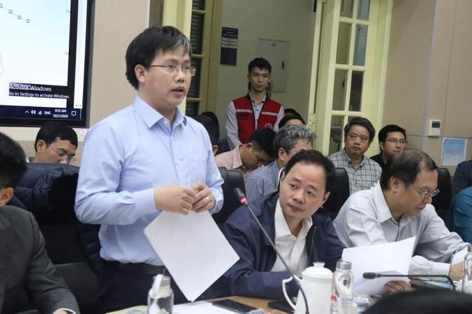 Thủ tướng chủ trì họp ứng phó bão số 9 giật cấp 15, gây mưa đặc biệt to hướng vào Đà Nẵng - Phú Yên - Ảnh 2.