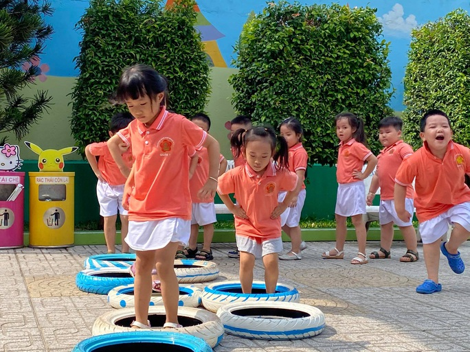 TP HCM: Học sinh nghỉ tết Nguyên đán 11 ngày - Ảnh 1.