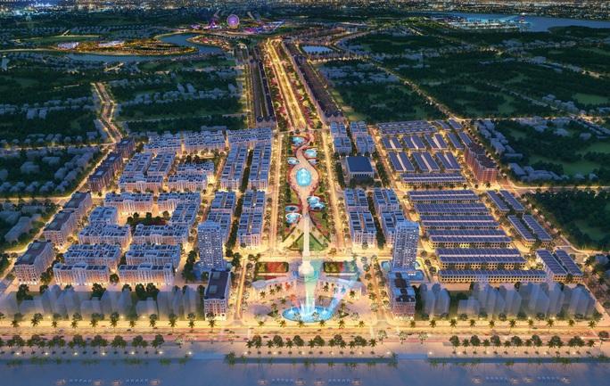 Khởi công siêu dự án hơn 1 tỉ USD ở Sầm Sơn - Ảnh 1.