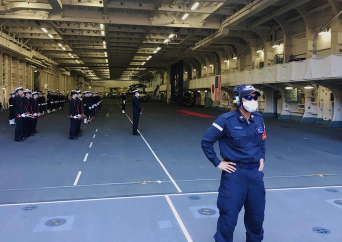 """Mỹ-Nhật phô trương lực lượng """"dọa"""" Trung Quốc - Ảnh 3."""