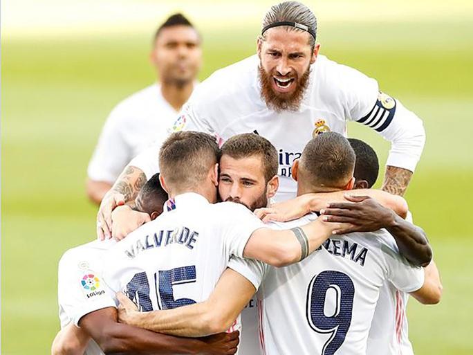 Moenchengladbach thách thức Real Madrid  - Ảnh 1.