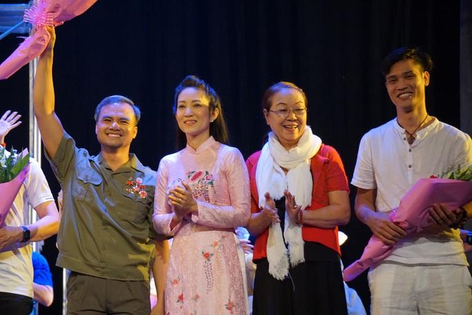 NSND Tô Nguyệt Nga vỡ òa niềm vui với tác phẩm múa đỉnh cao - Ảnh 3.