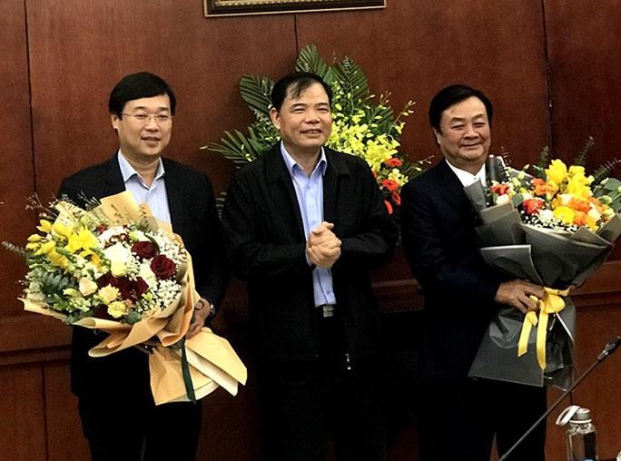 Ông Lê Minh Hoan chính thức làm Thứ trưởng Bộ NN-PTNT - Ảnh 1.