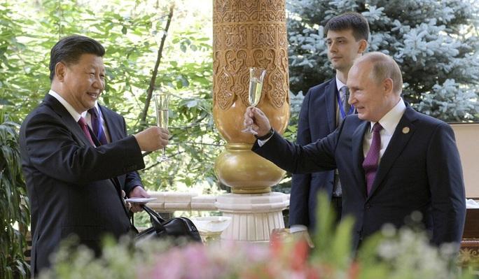 Chuyên gia Trung Quốc: Nga muốn Mỹ-Trung xung đột để hưởng lợi - Ảnh 1.