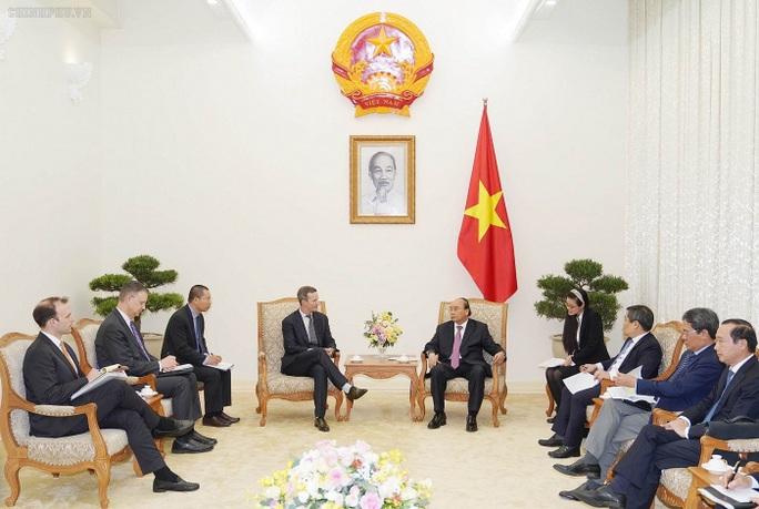 Tổng giám đốc Cơ quan phát triển tài chính quốc tế Mỹ thăm Việt Nam  - Ảnh 1.