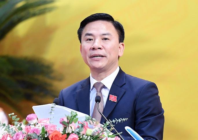 Thanh Hóa có Bí thư Tỉnh ủy kế nhiệm ông Trịnh Văn Chiến - Ảnh 1.