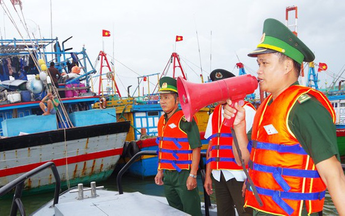 Bình Định khẩn trương di dời các hộ dân trước 17 giờ hôm nay tránh bão số 9 - Ảnh 3.