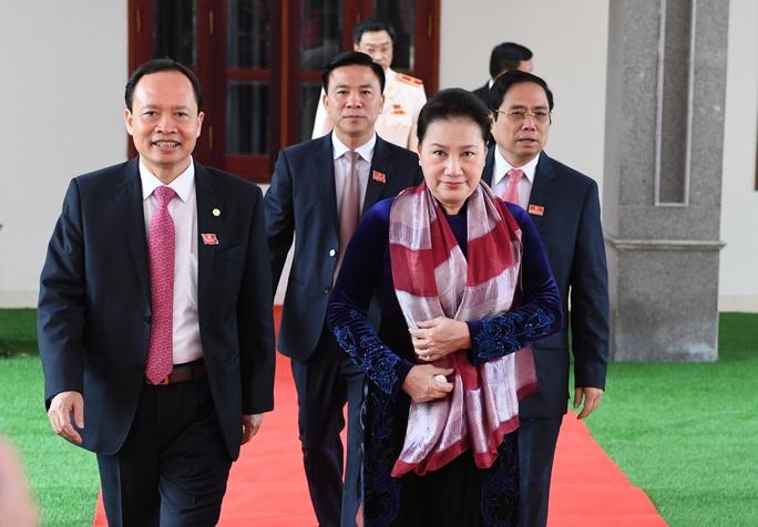Chủ tịch Quốc hội Nguyễn Thị Kim Ngân chỉ đạo Đại hội Đảng bộ tỉnh Thanh Hóa - Ảnh 1.
