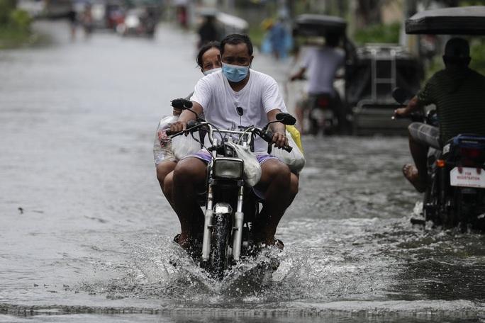 Bão Molave gây thiệt hại diện rộng tại Philippines - Ảnh 3.