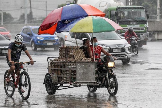Bão Molave gây thiệt hại diện rộng tại Philippines - Ảnh 6.