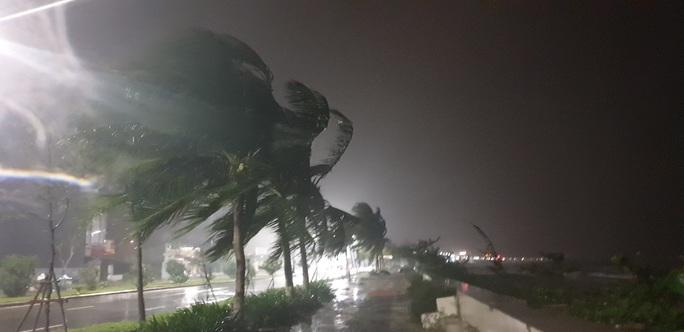 10 giờ sáng nay 28-10, bão số 9 đổ bộ: Họp khẩn bàn công tác ứng phó lúc nửa đêm - Ảnh 3.