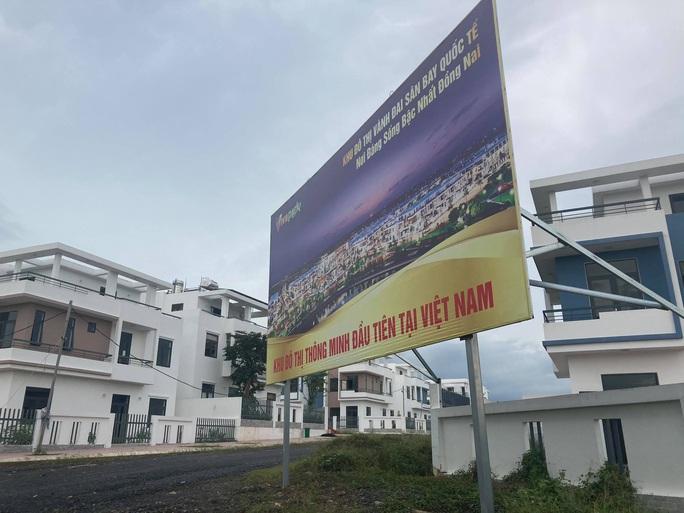 Ngỡ ngàng với gần 500 biệt thự, nhà liền kề xây lụi ở Đồng Nai - Ảnh 5.