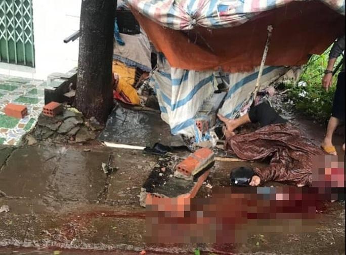 Gia Lai: 4 huyện mất điện, 1 người bị tường đè chấn thương sọ não - Ảnh 2.