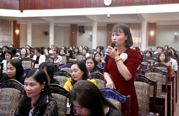 Hà Nội: Đưa kiến thức pháp luật đến CNVC-LĐ - Ảnh 1.