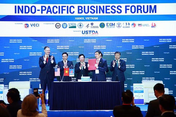 Việt-Mỹ ký 7 thỏa thuận hợp tác trị giá nhiều tỉ USD - Ảnh 1.