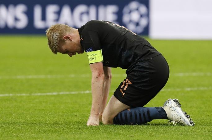 Man City thắng áp đảo, Liverpool chật vật hạ tí hon Midtiylland - Ảnh 1.