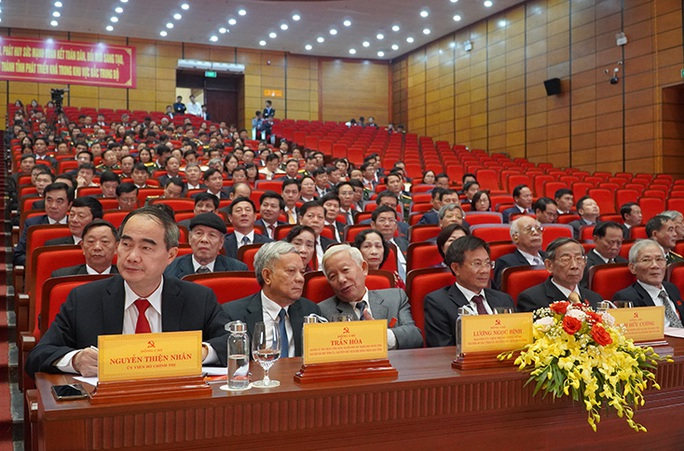 Danh sách 49 người trúng cử Ban chấp hành Đảng bộ tỉnh Quảng Bình - Ảnh 2.