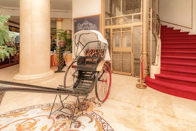 Khám phá thế giới bên trong 3 khách sạn cổ nhất TP HCM - Ảnh 24.