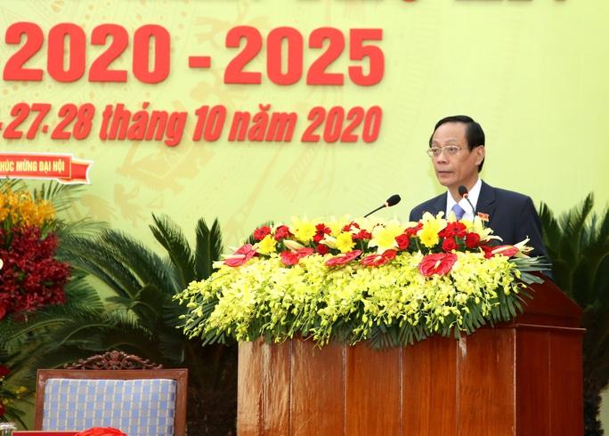 Ông Nguyễn Đức Thanh tái đắc cử chức Bí thư Tỉnh ủy Ninh Thuận - Ảnh 1.