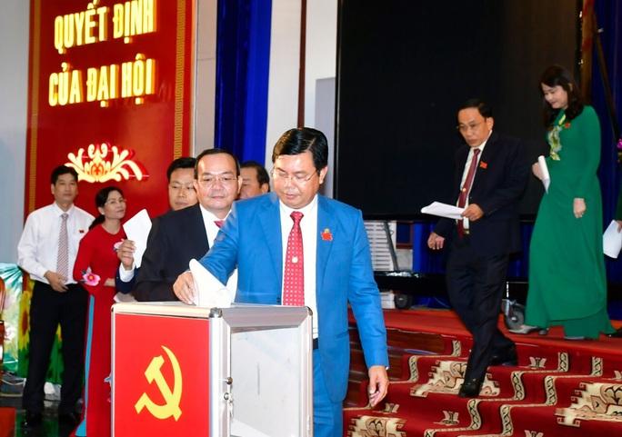 Ông Nguyễn Tiến Hải tái đắc cử Bí thư Tỉnh ủy Cà Mau - Ảnh 4.