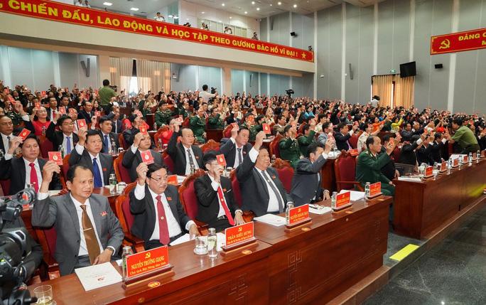 Ông Nguyễn Tiến Hải tái đắc cử Bí thư Tỉnh ủy Cà Mau - Ảnh 2.
