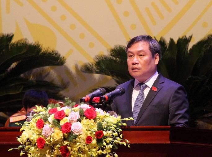 Ông Vũ Đại Thắng tái đắc cử Bí thư Tỉnh ủy Quảng Bình - Ảnh 2.