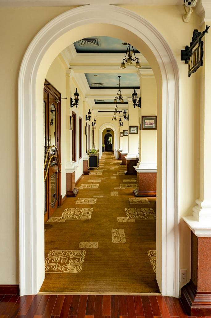 Khám phá thế giới bên trong 3 khách sạn cổ nhất TP HCM - Ảnh 14.