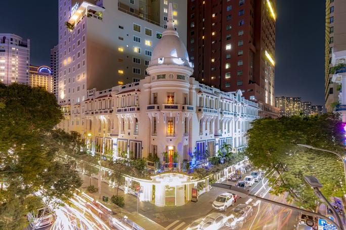 Khám phá thế giới bên trong 3 khách sạn cổ nhất TP HCM - Ảnh 22.