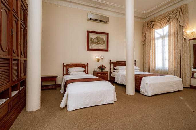 Khám phá thế giới bên trong 3 khách sạn cổ nhất TP HCM - Ảnh 5.