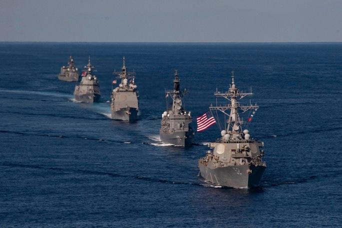"""Chỉ huy Mỹ công khai """"về phe"""" Nhật Bản đối đầu Trung Quốc ở Hoa Đông   - Ảnh 1."""