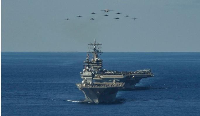 """Chỉ huy Mỹ công khai """"về phe"""" Nhật Bản đối đầu Trung Quốc ở Hoa Đông   - Ảnh 3."""