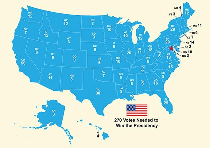 Con đường máu lửa để trở thành tổng thống Mỹ - Ảnh 10.