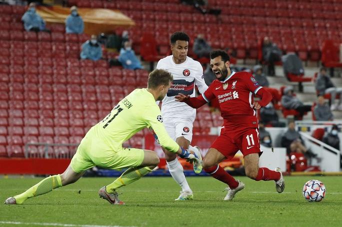 Man City thắng áp đảo, Liverpool chật vật hạ tí hon Midtiylland - Ảnh 8.
