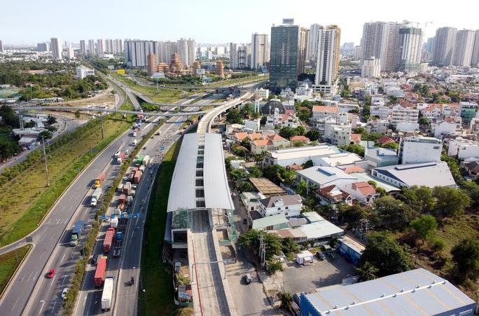 TP HCM: Tiếp tục kiến nghị gỡ vướng giải ngân vốn tuyến metro số 1 - Ảnh 1.