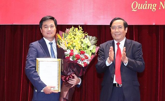Thứ trưởng Bộ Xây dựng được điều động làm Phó Bí thư Quảng Ninh - Ảnh 1.