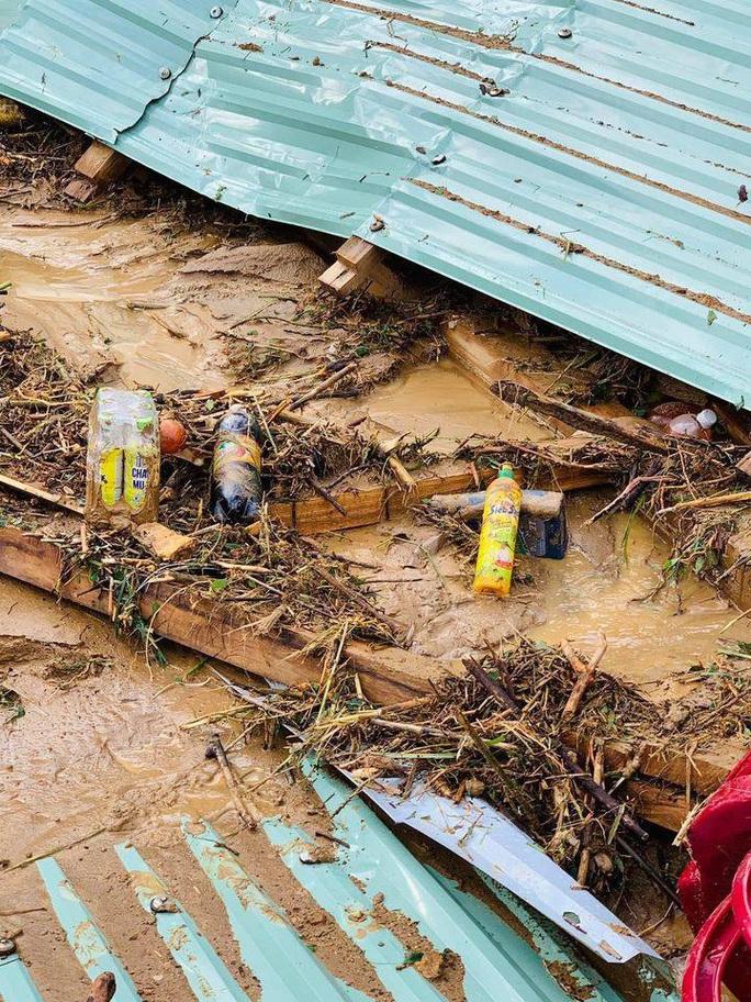 13 người bị vùi lấp ở Phước Sơn: Sạt lở khắp nơi, dân đối diện cái đói - Ảnh 3.