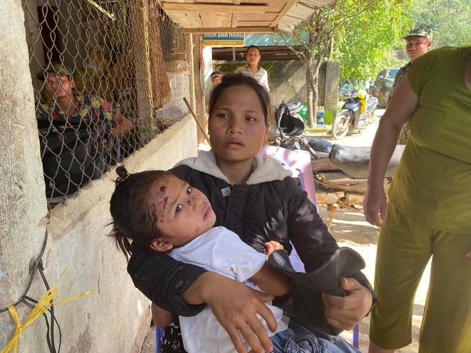 Vụ sạt lở núi vùi lấp ở xã Trà Leng: Cứu sống được 33 người - Ảnh 6.