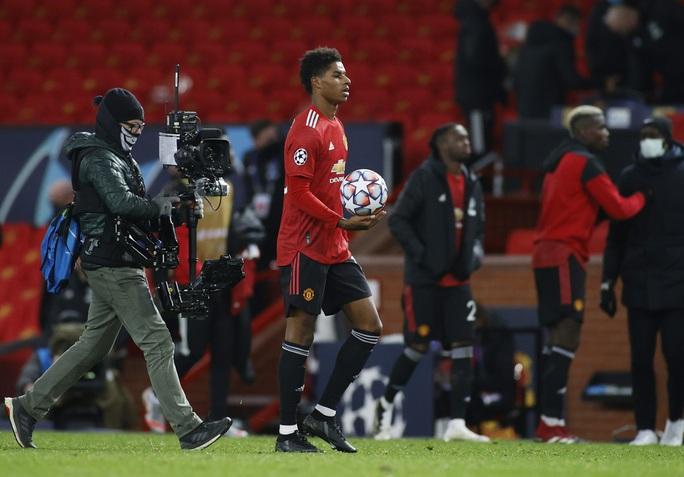 Rashford lập hat-trick vàng, Man United vùi dập bò đỏ RB Leipzig - Ảnh 6.