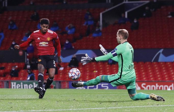 Rashford lập hat-trick vàng, Man United vùi dập bò đỏ RB Leipzig - Ảnh 4.