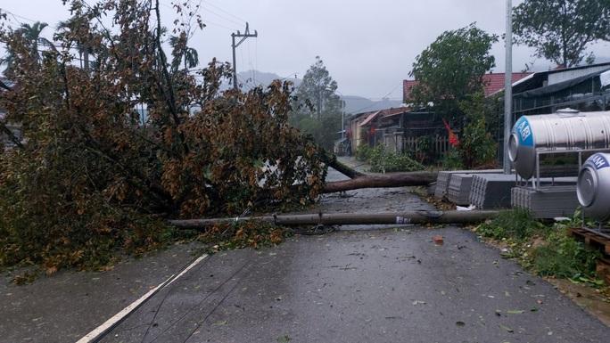 Thống kê chính thức thiệt hại do bão số 9 gây ra tại Thừa Thiên - Huế - Ảnh 1.