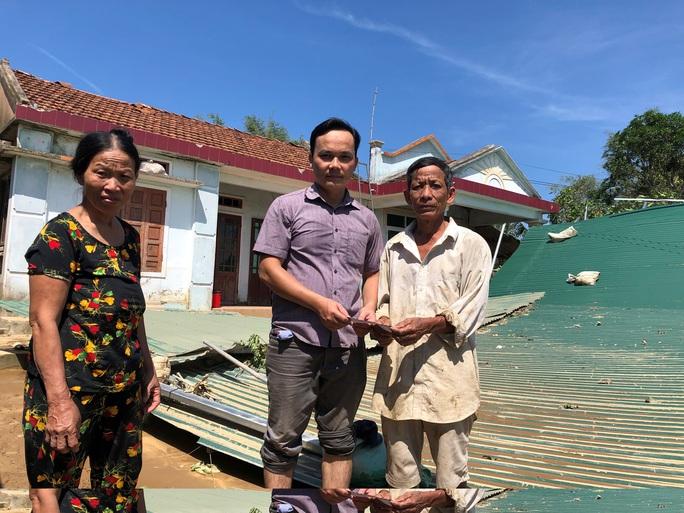 Khẩn cấp hỗ trợ người dân Quảng Ngãi - Ảnh 1.