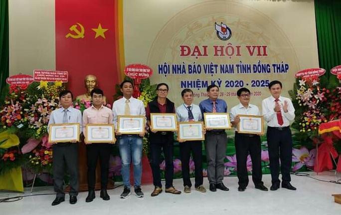 Báo Người Lao Động đoạt 2 giải B Giải Báo chí tỉnh Đồng Tháp - Ảnh 2.