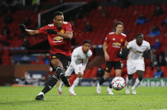 Rashford lập hat-trick vàng, Man United vùi dập bò đỏ RB Leipzig - Ảnh 5.