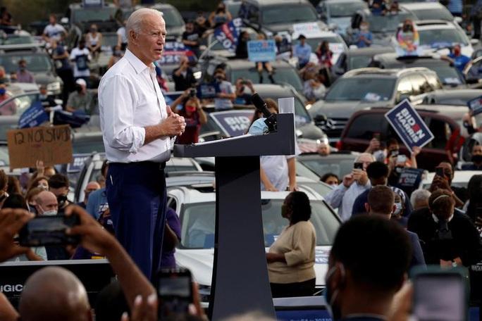 Nếu đắc cử, ông Biden sẽ tính toán ngay với Trung Quốc - Ảnh 1.