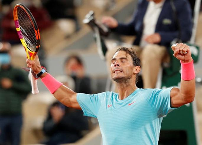 Rafael Nadal chinh phục Grand Slam thứ 20 - Ảnh 1.