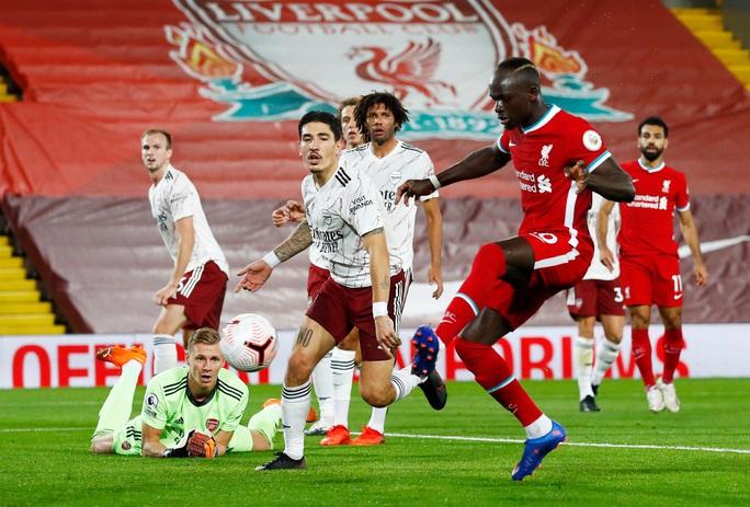 Sadio Mane mắc Covid-19, Liverpool lo lắng tột độ - Ảnh 3.